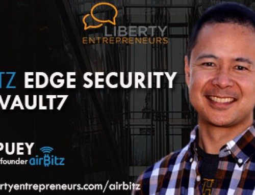LE64 – Airbitz Edge Security and Vault7 with Paul Puey