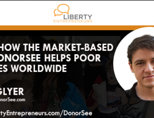 LE65 – How the Market-based App DonorSee Helps Poor Families Worldwide w/ Gret Glyer