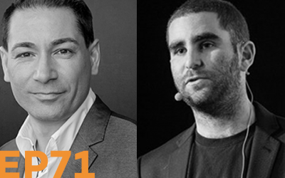 EP71: The Jaxx.io Crypto Wallet and Blockchain Interface w/ Charlie Shrem and Anthony Di Iorio