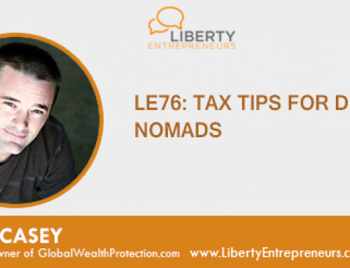 EP76: Tax Tips for Digital Nomads w/ Bobby Casey